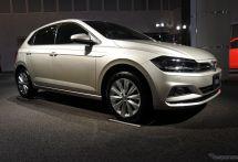 VWポロ 新型発表、先行受注1000台超…2018年後半にはGTIも追加へ