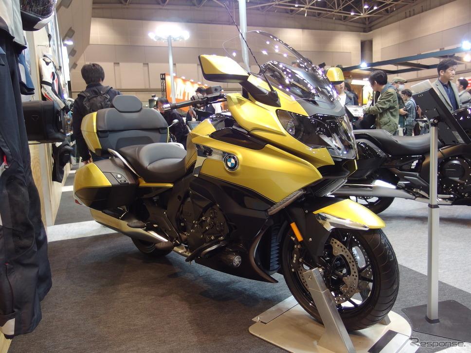 BMW K1600グランドアメリカ《撮影 高木啓》