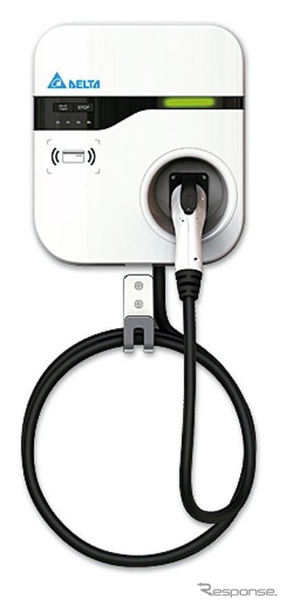 6kW普通充電器(壁掛型)