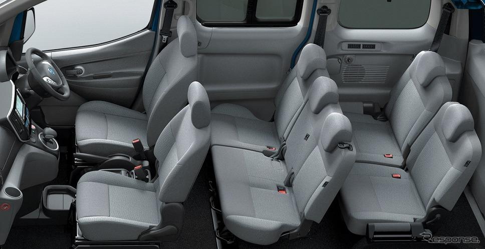日産 e-NV200 ワゴンG