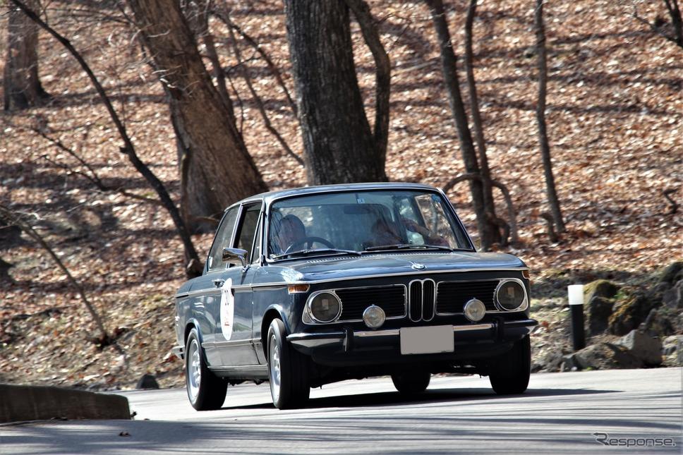 BMW 2002《撮影  内田俊一》