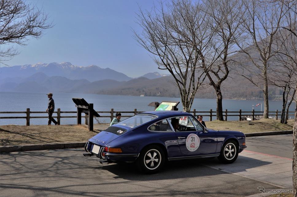 ポルシェ 911T《撮影  内田千鶴子》