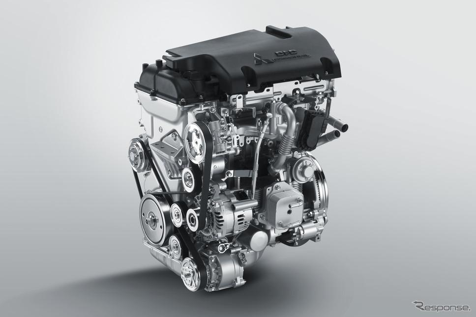 20013年 5代目三菱デリカD:5にミニバン初のクリーンディーゼルエンジン搭載