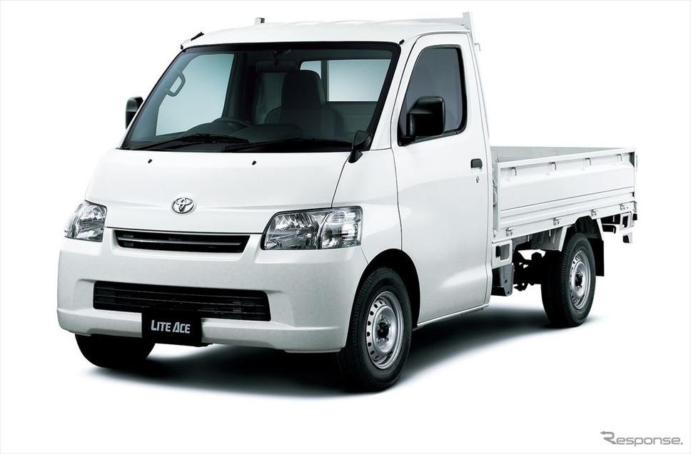トヨタ・タウンエース・トラックDX