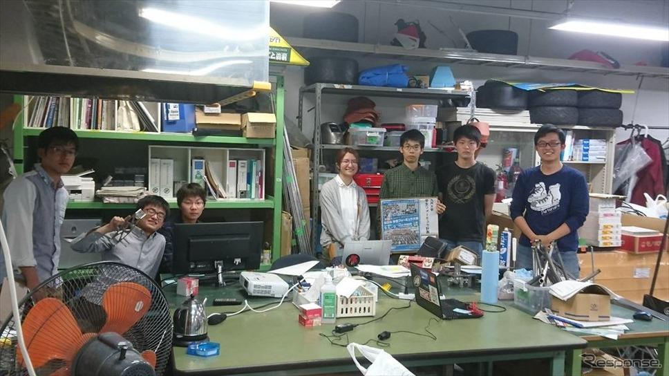 九州大学フォーミュラプロジェクトチーム 9F