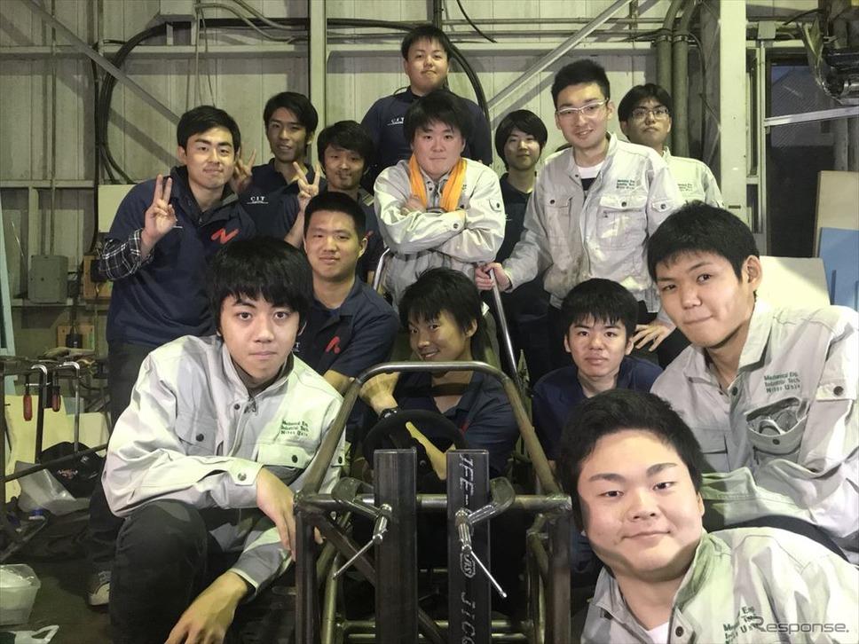 日本大学生産工学部 CIT Racing Team