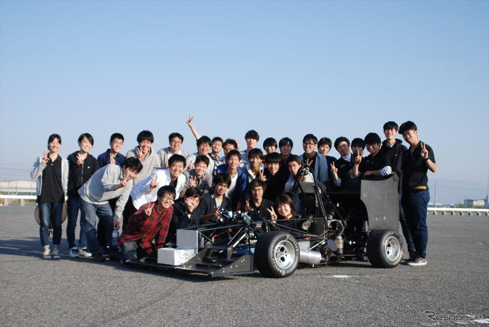 大阪大学フォーミュラレーシングクラブ OFRAC