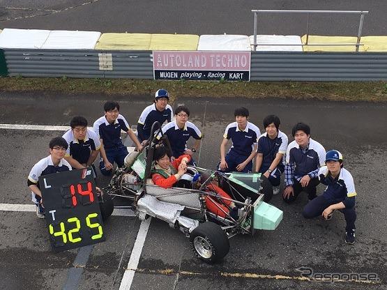 茨城大学Formula-SAE部IUR