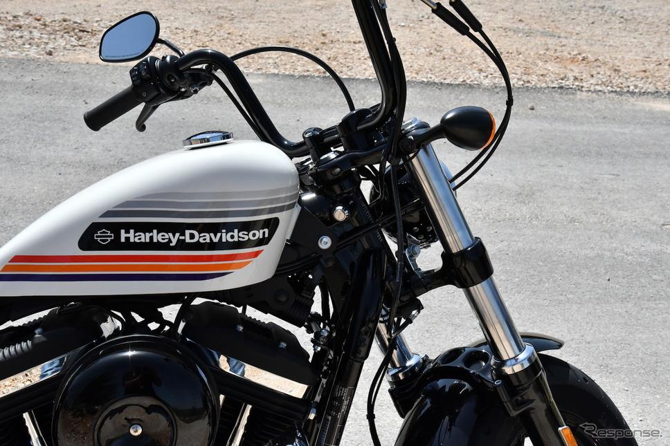 ハーレーダビッドソン フォーティーエイトスペシャル《画像提供 HARLEY-DAVIDSON JAPAN》
