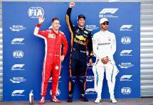 【F1 モナコGP】リカルドが自身2度目のポールポジションを獲得