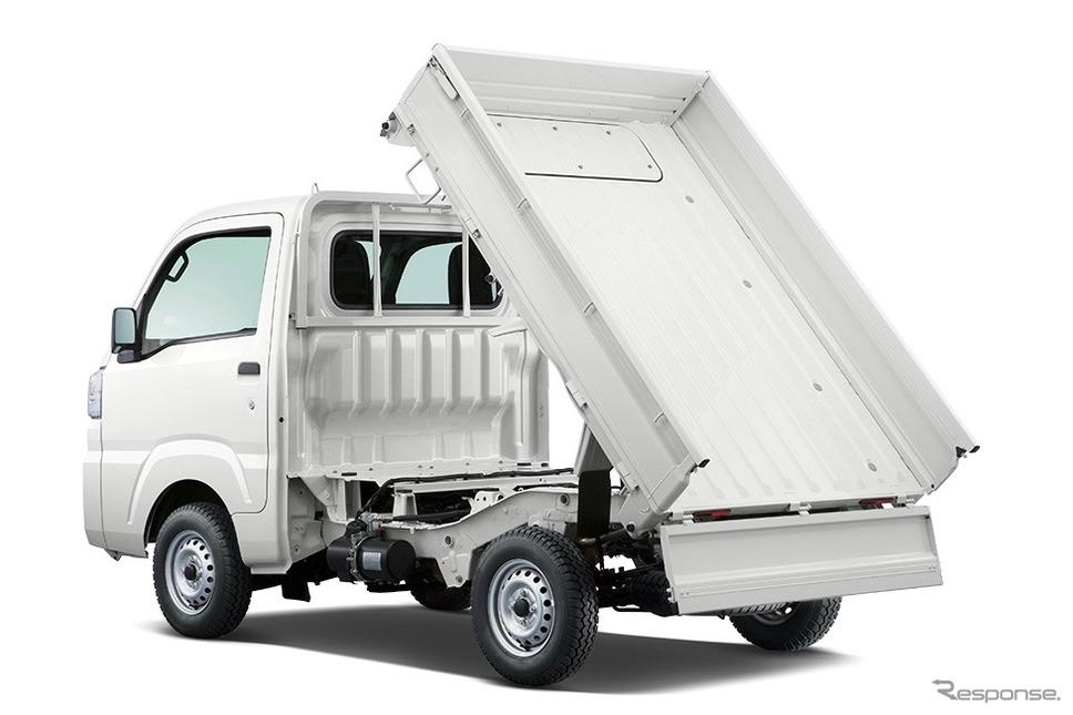 ハイゼットトラック低床ダンプ