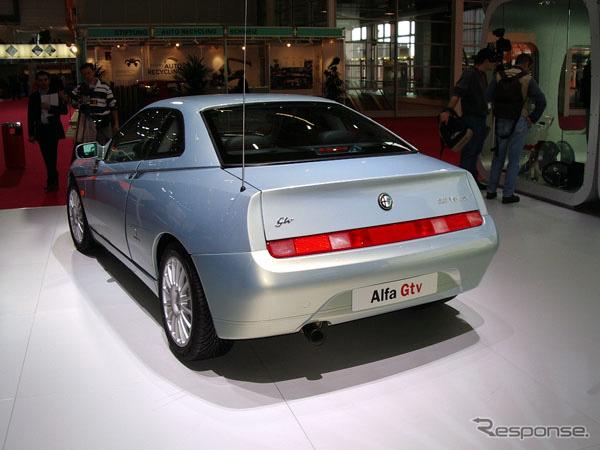 アルファロメオ GTV(参考画像)