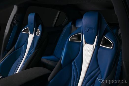 レクサス GS Fの「F」10周年記念車