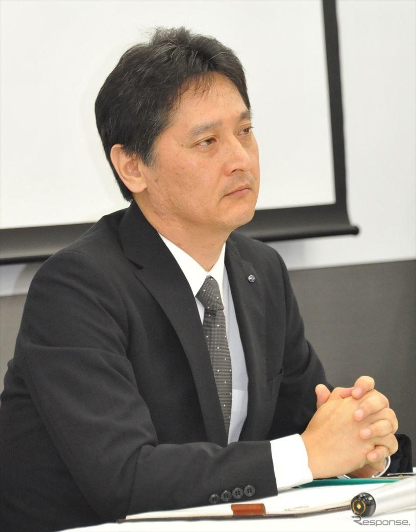 大崎篤常務執行役員/品質保証本部長《撮影 中島みなみ》