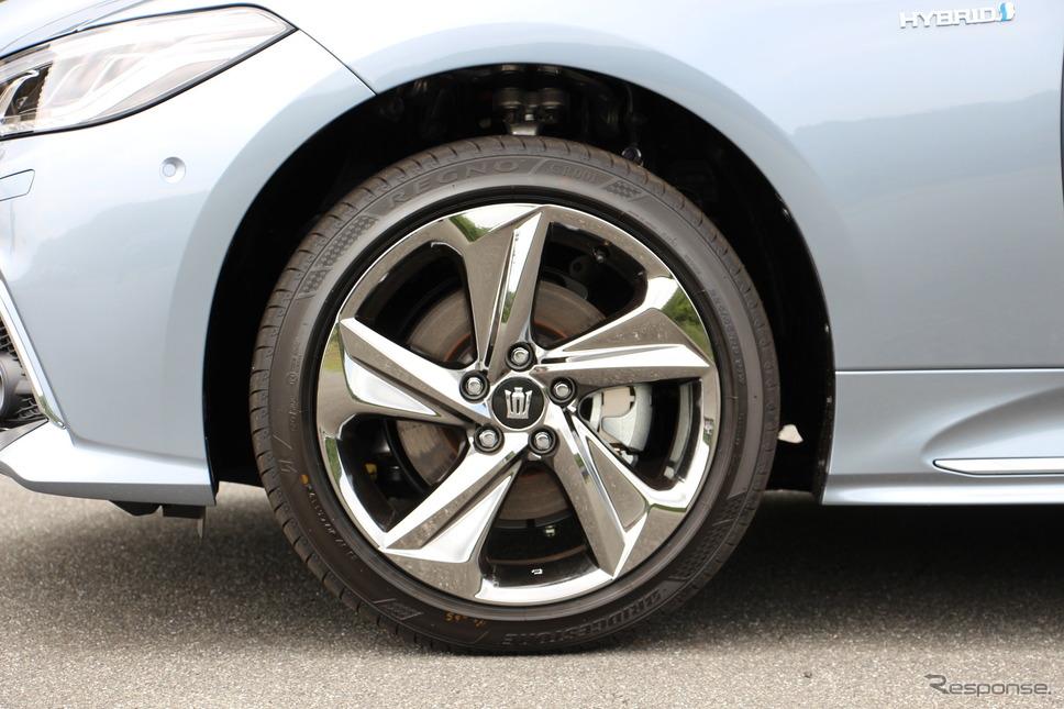 トヨタ クラウン RS(プロトタイプ)《撮影 吉田瑶子》