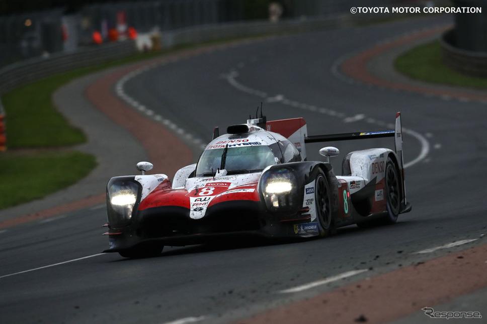 ルマン24時間レース トヨタ悲願の初優勝