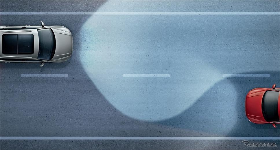 ダイナミックライトアシストイメージ