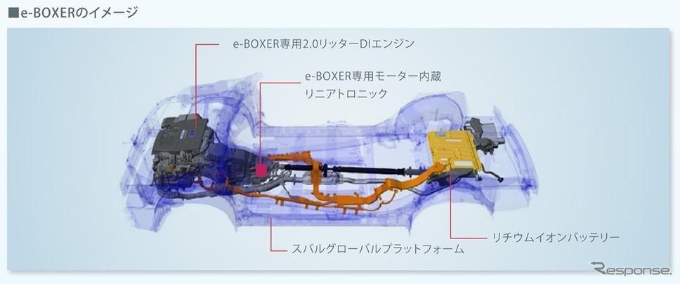 新型 スバル フォレスター 発表会《撮影 中尾真二》