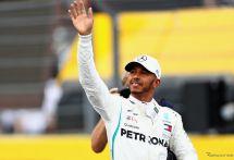 【F1 フランスGP】ハミルトンが自身75度目のポールポジションを獲得
