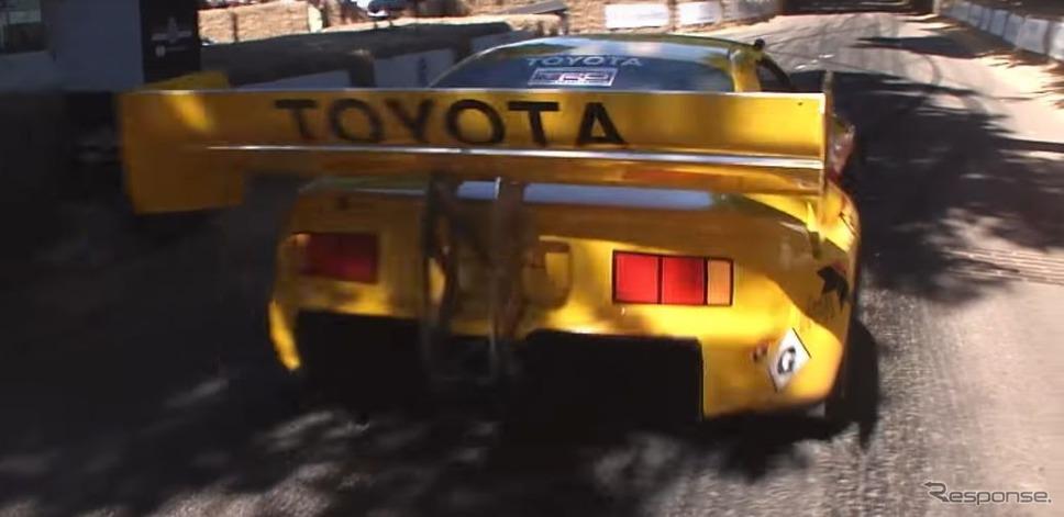 トヨタ セリカ GT AWD ターボ(グッドウッド2018)