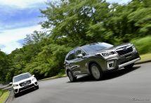 【スバル フォレスター 新型試乗】成熟SUVには2つの味が用意された…鈴木ケンイチ