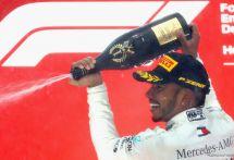 【F1 ドイツGP】ルイス・ハミルトンが14番グリッドから大逆転優勝