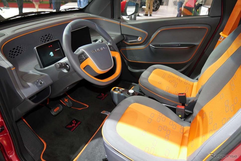 『E100』中国仕様車