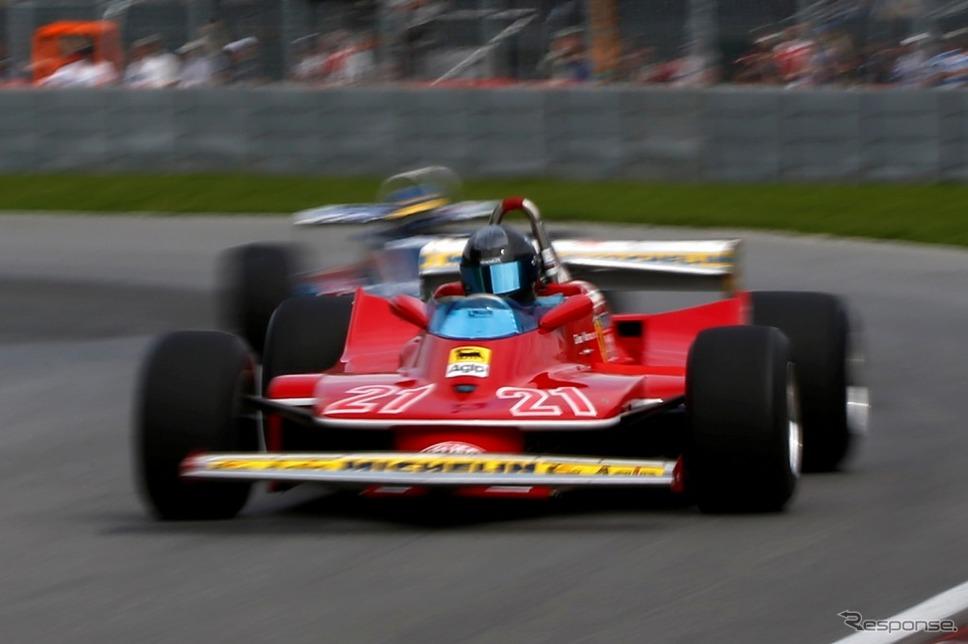 フェラーリ「312 T4」(1979年)