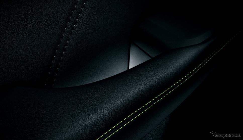 スバル レガシィ アウトバック X-BREAK フロント&リヤドア・プルハンドル照明