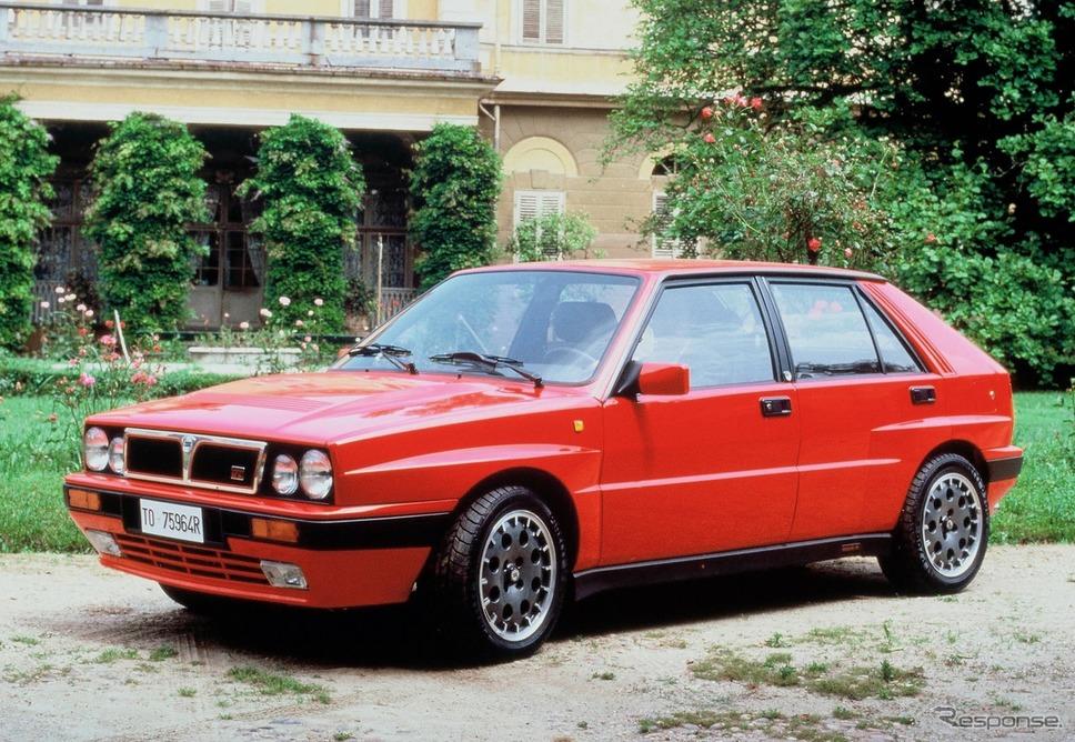 ランチア・デルタHFインテグラーレ16V (1989〜1991)