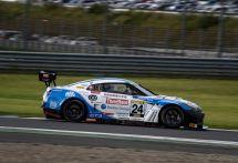 【スーパー耐久 第5戦】スリーボンド日産自大GT-Rが今季3度目のポールポジション