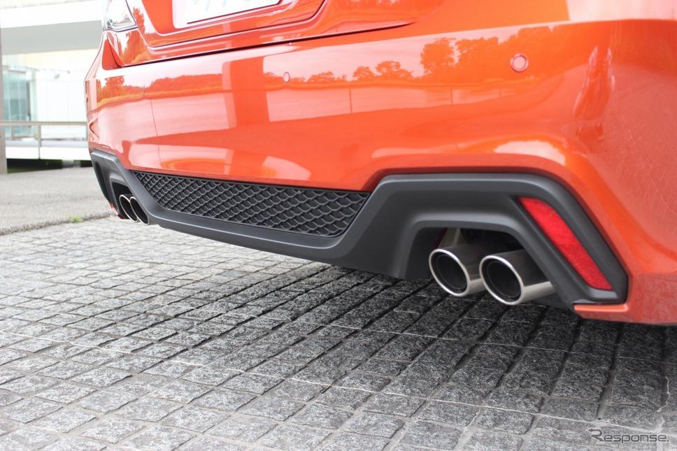 トヨタ クラウン 新型(ターボ RS)《撮影 丸山誠》