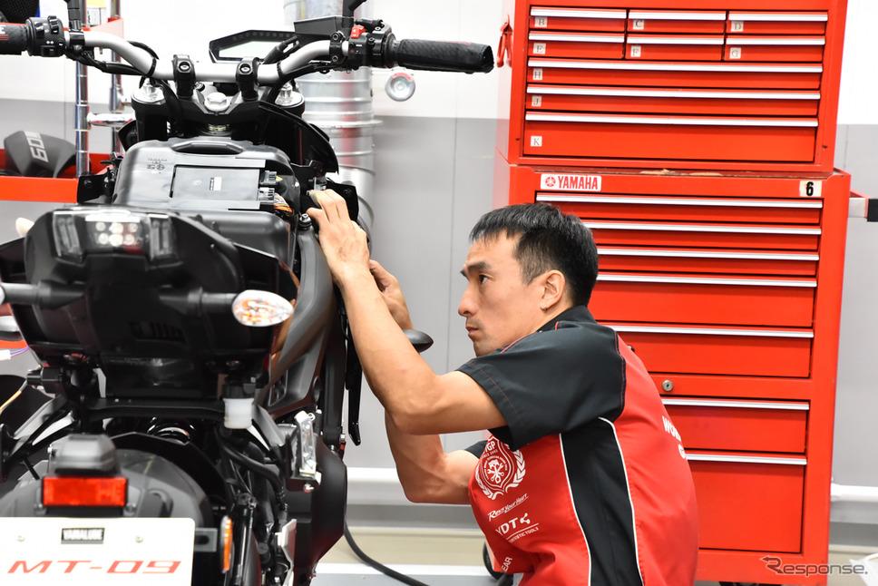 ヤマハワールドテクニシャングランプリ2018《撮影 阿部哲也》
