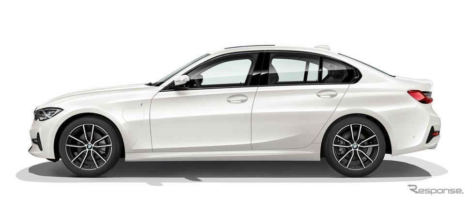 BMW 3シリーズセダン 新型のPHV「330e」