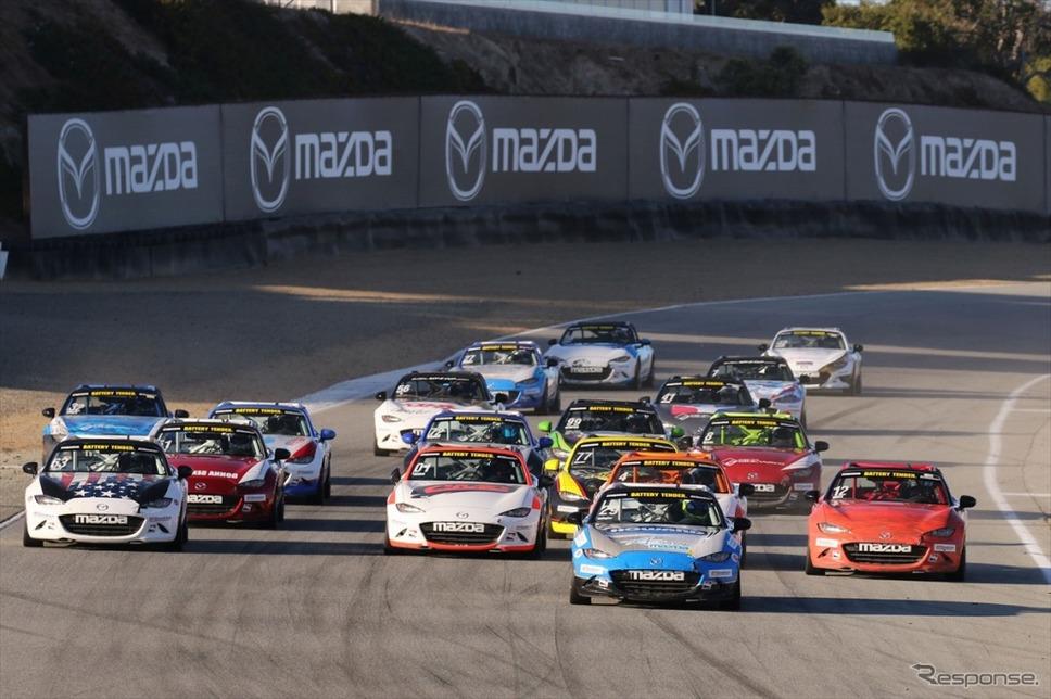 グローバル マツダ MX-5カップ チャレンジ
