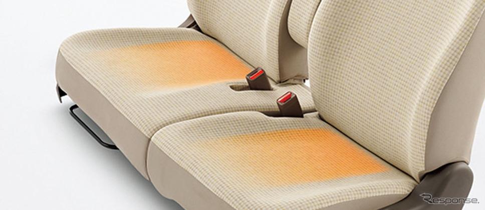 ホンダ N-ONE スタンダード L ホワイトクラッシースタイル 運転席&助手席シートヒーター