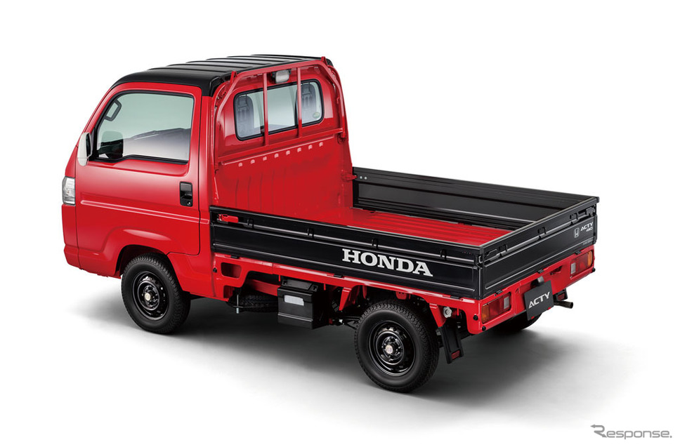 ホンダ アクティ トラック 特別仕様車 タウン スピリットカラースタイル(ベイブルー×ホワイト)