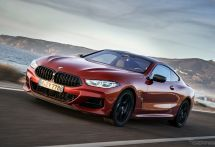 【BMW 8シリーズ 新型試乗】FR的な挙動、この味付けはお見事と言うしかない…九島辰也