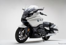BMW K1600B、アルピンホワイトの限定モデル発売---全国で30台