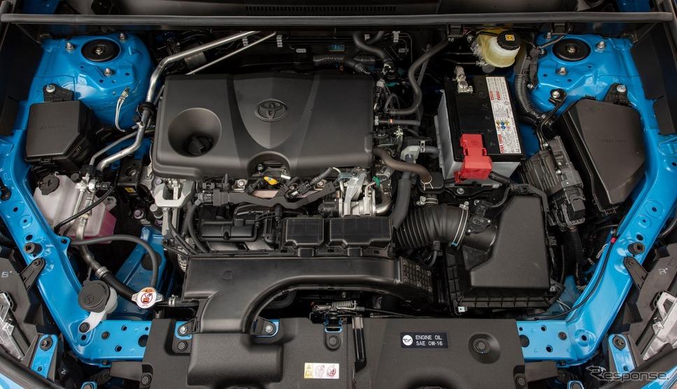 トヨタRAV4新型(米国仕様)