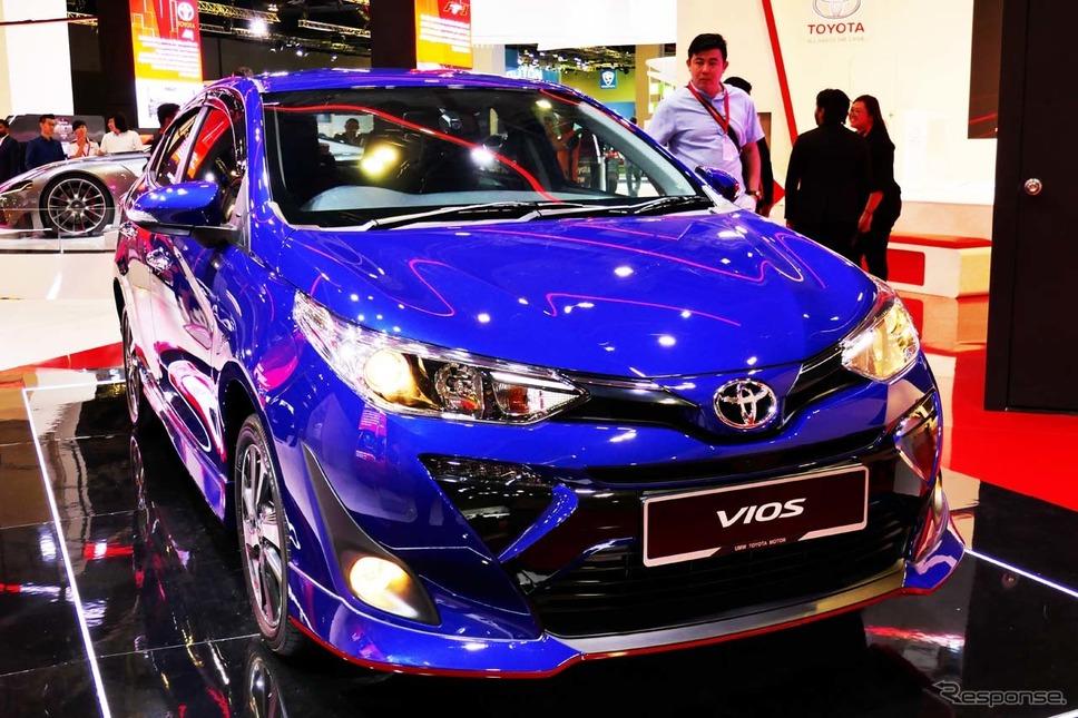 マレーシア国内でトヨタの拡販に貢献しそうな新型ヴィオス