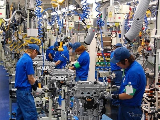 ダイハツ久留米工場(参考画像)