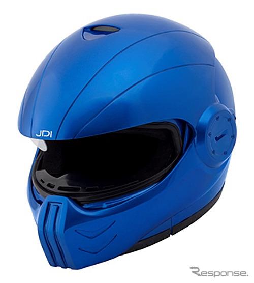 JDI HUD搭載スマートヘルメット、スパルタ