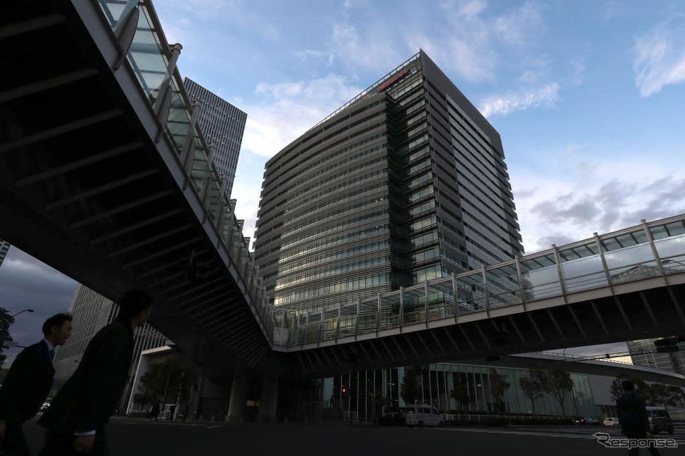 日産自動車グローバル本社(12月10日、横浜市) (c) Getty Images