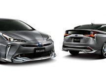 【トヨタ プリウス 改良新型】モデリスタ、各種カスタマイズアイテムを発売