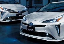 【トヨタ プリウス 改良新型】TRD、「アグレッシブ」と「エアロダイナミクス」の2スタイルを提案