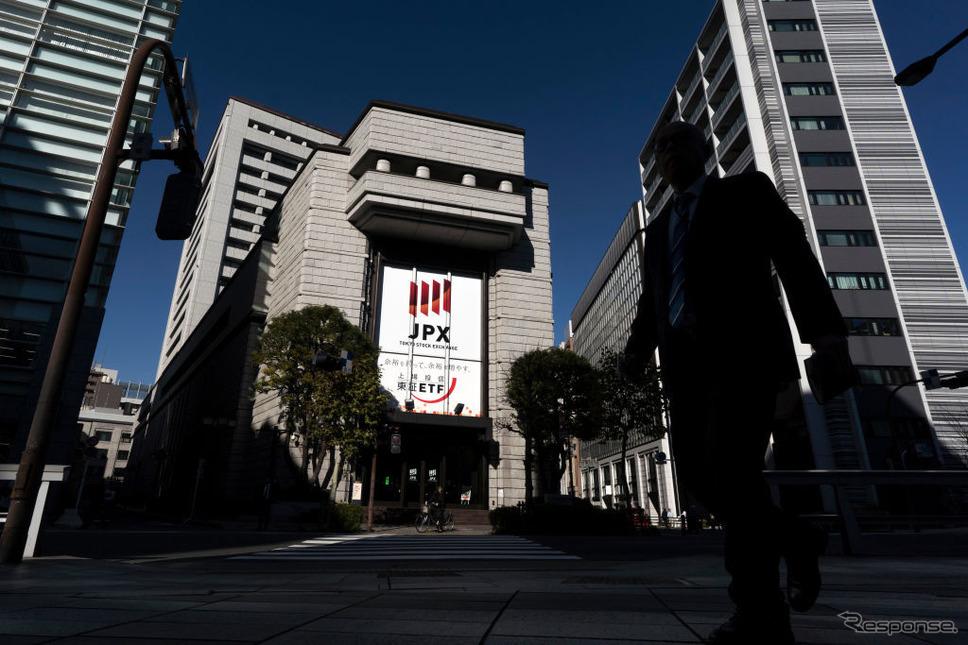 東京証券取引所 (c) Getty Images