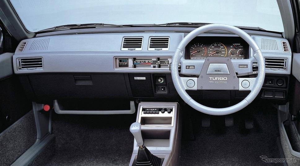 ミラージュ1600GSRターボ(1983年)
