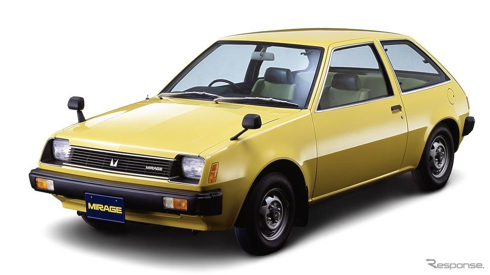 ミラージュ1400GLX(1978年)