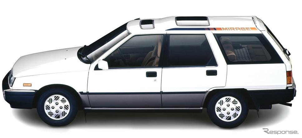 ミラージュワゴン1500CX(1985年)
